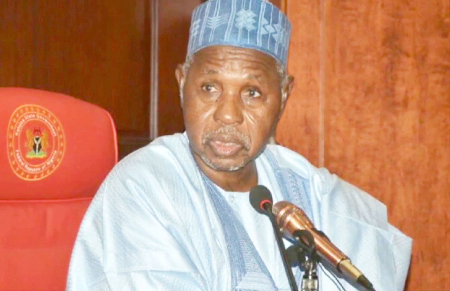 Governor Masari begs FG for money for banditry victims | Dailytrust