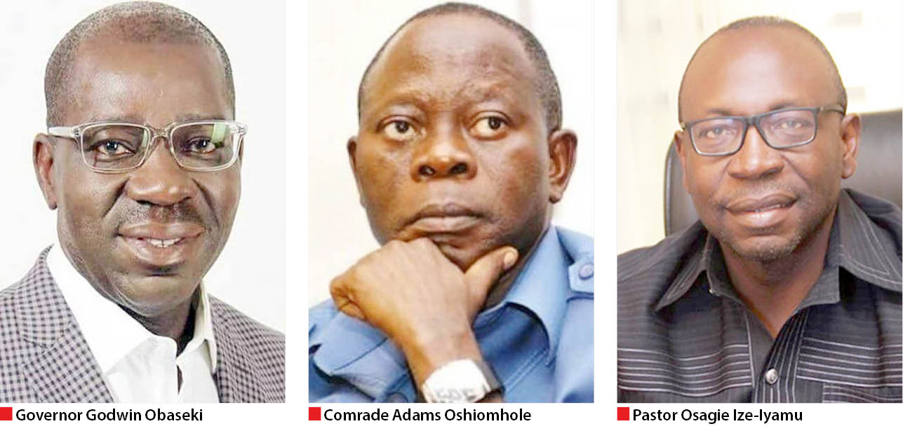 Forces that worked against Oshiomhole, Ize-Iyamu in Edo | Dailytrust