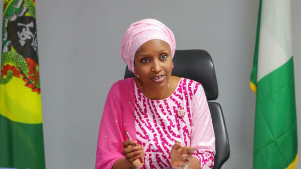 Managing Director of Nigerian Ports Authority (NPA), Hadiza Bala Usman