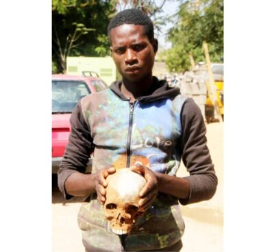 Man beheads, removes eyes of teenager in Bauchi