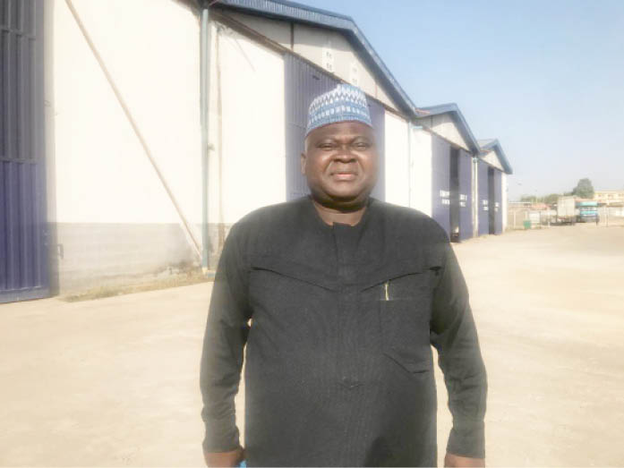 Mr. Rotimi Raimi Hassan is the General Manager of the Kaduna Inland Dry Port