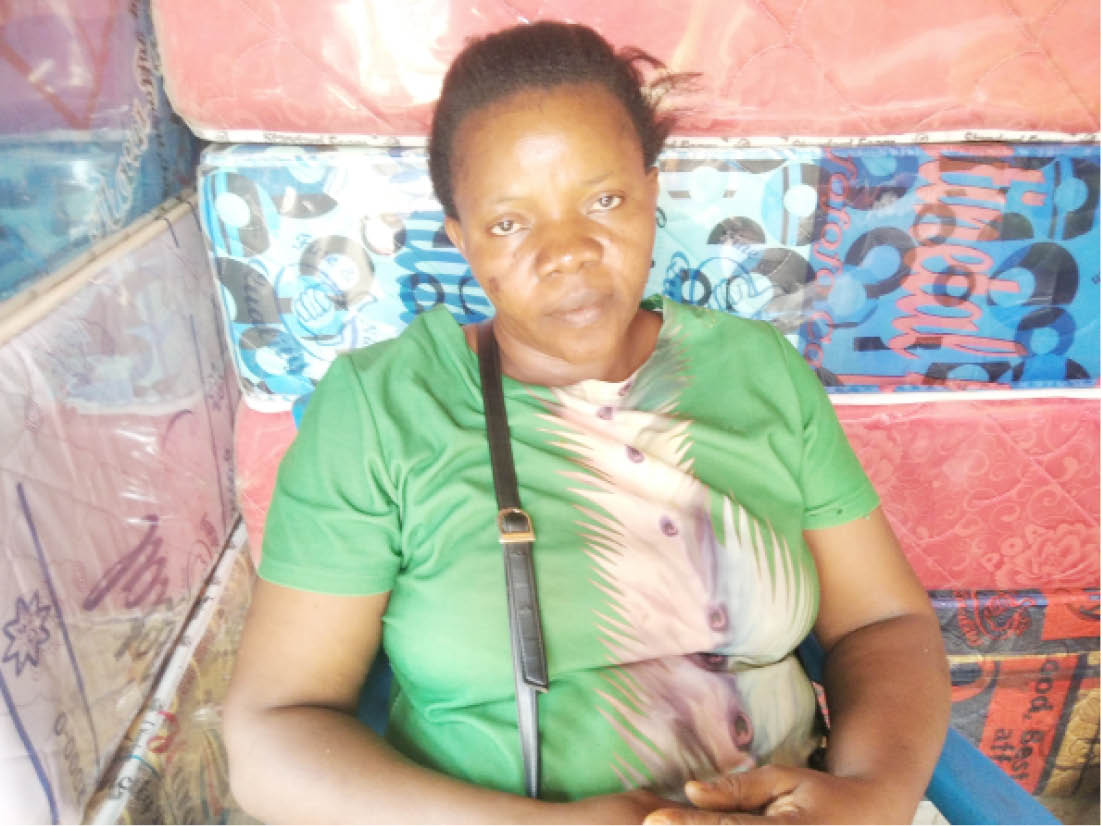 Florence Nwokoro said she and her husband lost all their goods to the violence