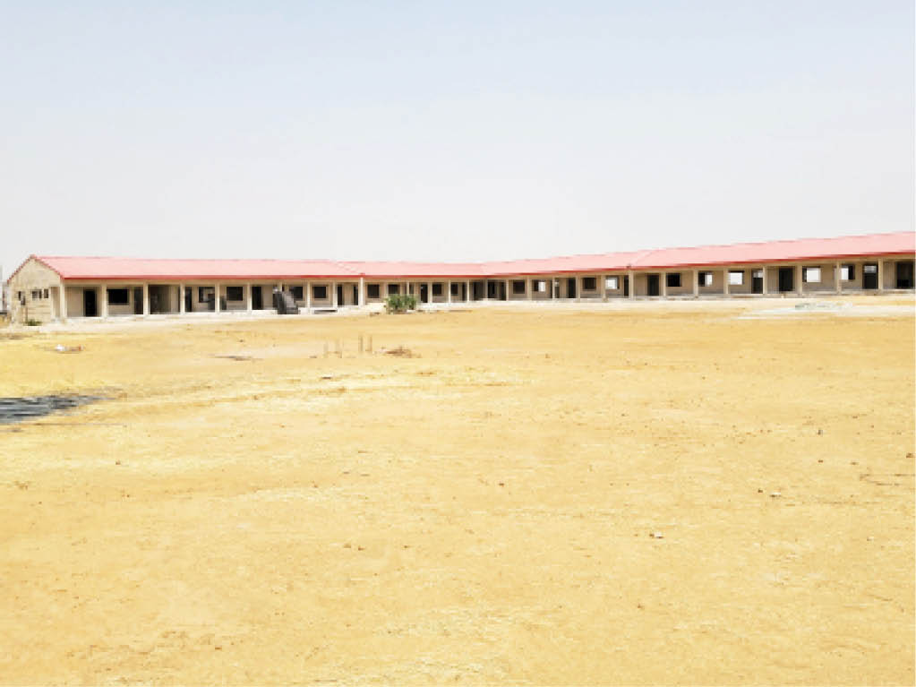 Primary and junior secondary schools are provided for children of the pastoralists