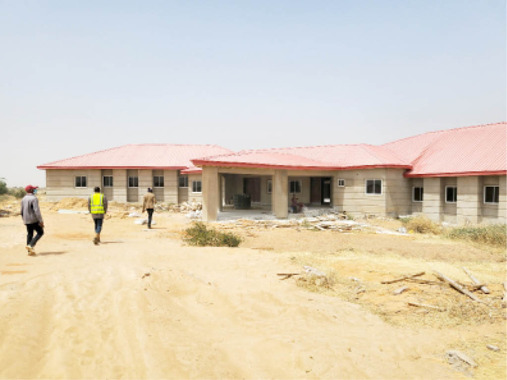 30-bed clinic to take care of health need of settlers