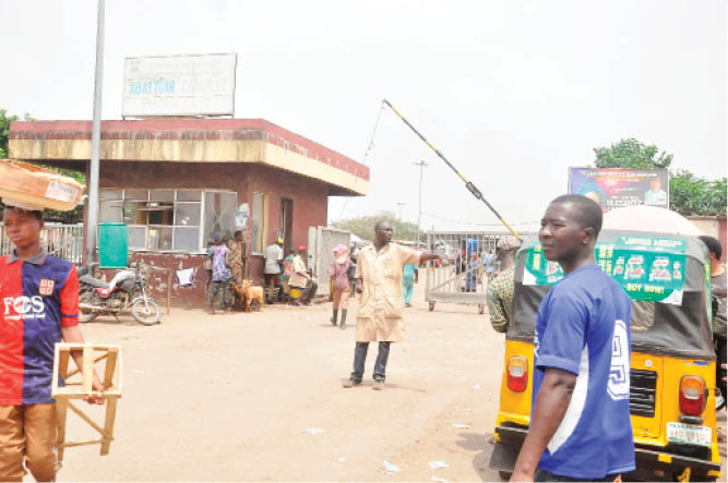Low activities at Shasa Market and Lagos State Abattoir Complex Oko-Oba