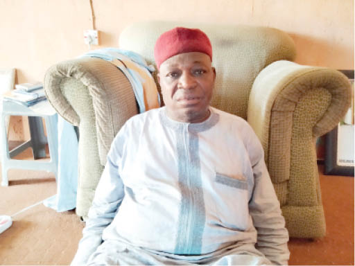 The paramount ruler of Anguwan Bahago, Agwa New Extension, Gora Jatau, says only five out of his 15 plots were allocated to him