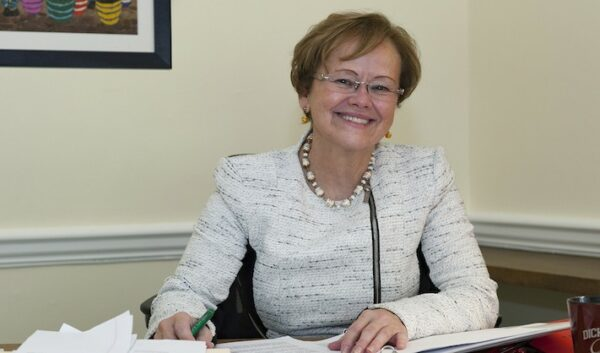 Margee Ensign is the President of the American University of Nigeria (AUN), Yola, Adamawa State
