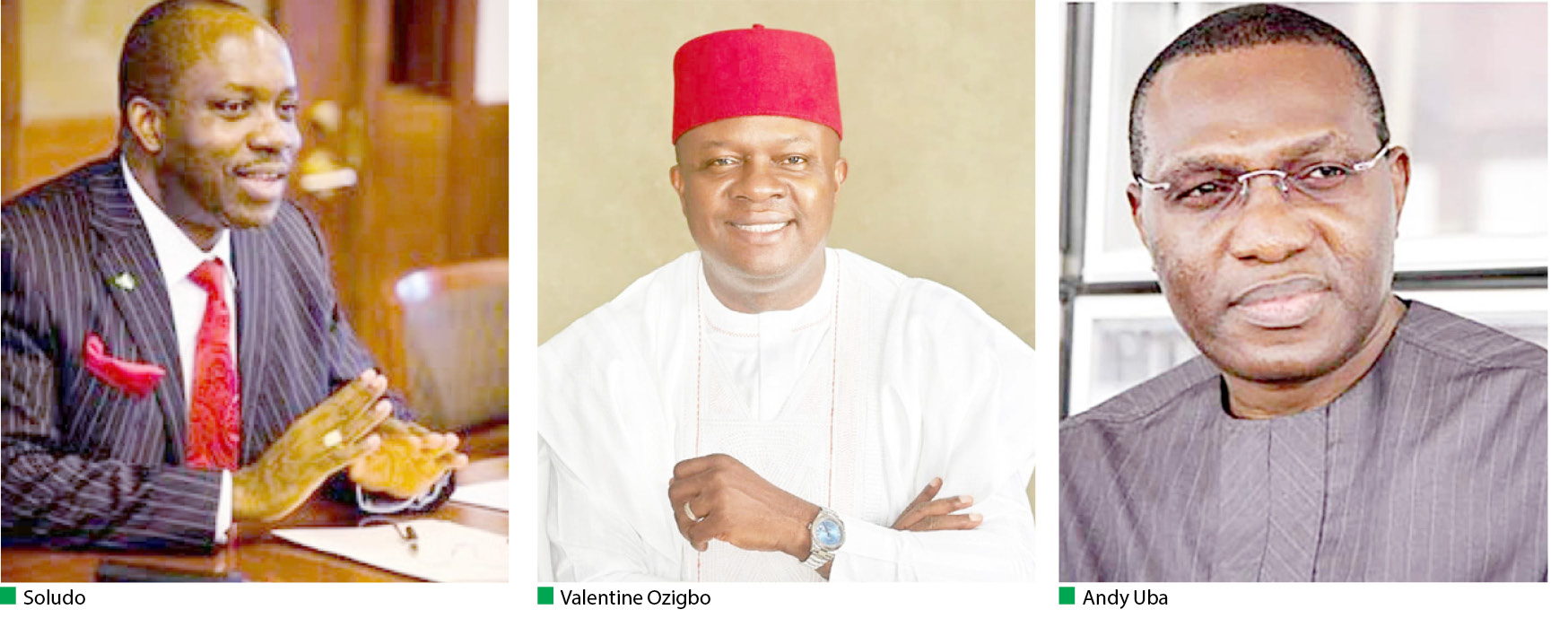 47 days to gov'ship poll: How APC, APGA, PDP stand in Anambra